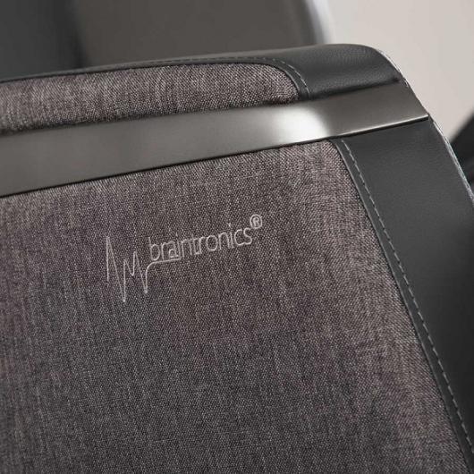 Масажне крісло Hilton III Black