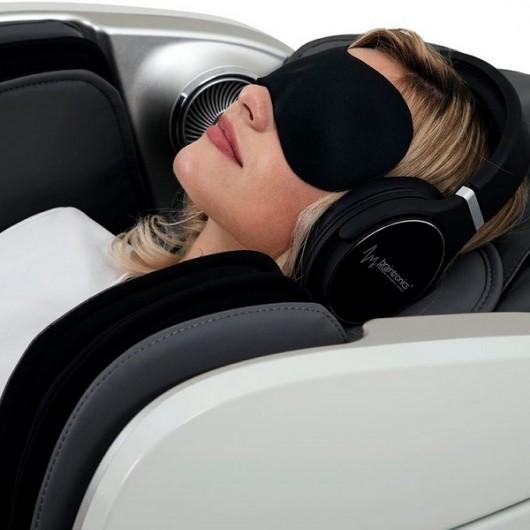 Массажное кресло SkyLiner II Black (2019)