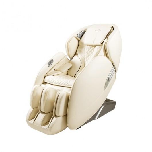 Массажное кресло AlphaSonic II Премиально белое