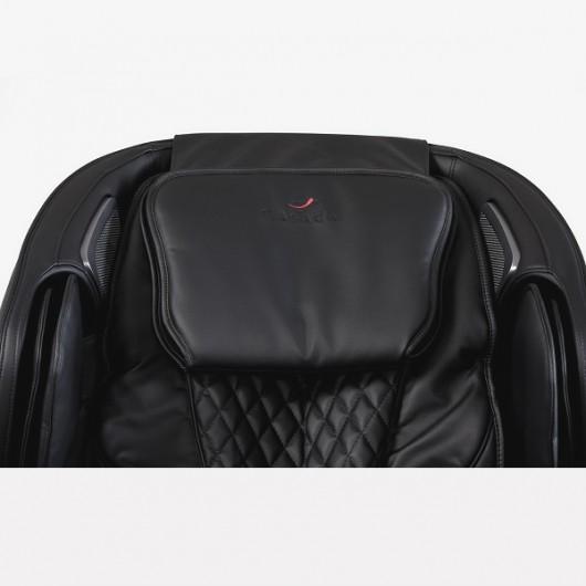Массажное кресло AlphaSonic II коричневое
