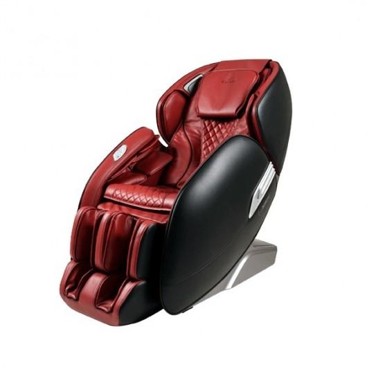 Масажне крісло AlphaSonic II grey-red Limited Edition