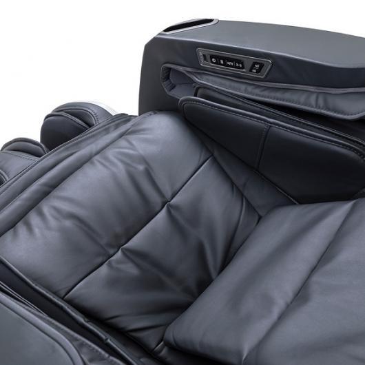 Масажне крісло Aura Grey Black