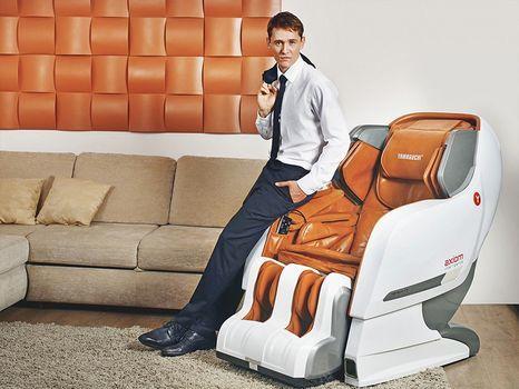 Масажні крісла: користь і практичність